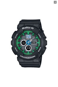 Picture: CASIO BA-120-1BER