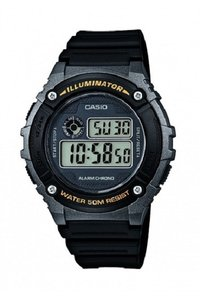 Picture: CASIO W-216H-1BVEF