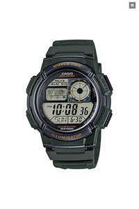Picture: CASIO AE-1000W-3AVEF